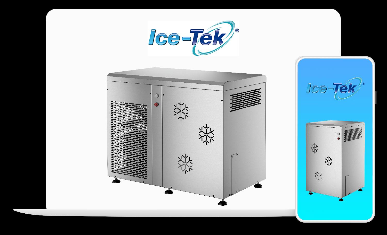 Altema je zastupnik za Ice-Tek ledomate